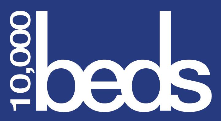 10000 Beds