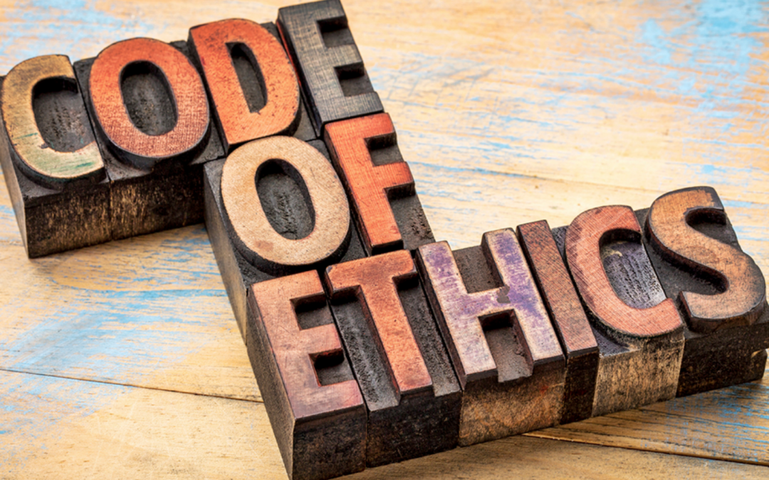 Do You Have A Code of Ethics?