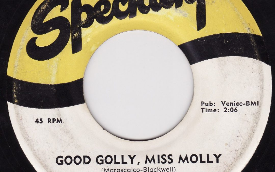 Good Golly! Molly is NOT a Miss!