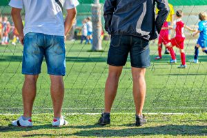 Soccer & Addiction: No Sideline Coaches Please