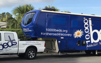 10,000 Beds' #ontheroad4recovery Is Being Held Hostage