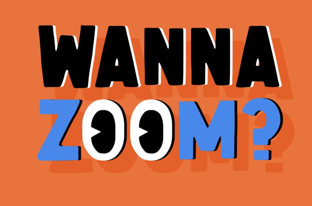 Wanna ZOOM?